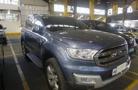 Selling 2nd Hand Ford Everest 2016 Automatic Diesel at 40000 km in Quezon City
