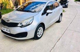 Kia Rio 2013 Manual Gasoline for sale in Cebu City