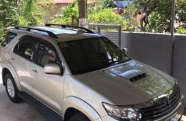 2nd Hand Toyota Fortuner 2014 Automatic Diesel for sale in Mexico