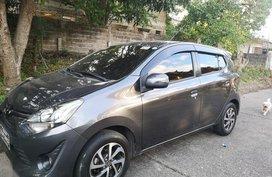 Selling Toyota Wigo 2017 Automatic Gasoline in Biñan