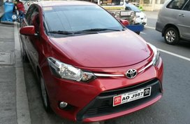 Selling Toyota Vios 2017 at 16000 km in Quezon City