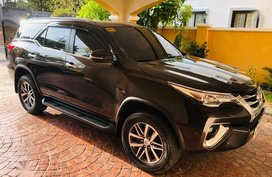 2018 Toyota Fortuner for sale in Las Piñas