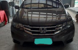 Selling Honda City 2013 Manual Gasoline in San Mateo