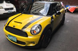 Selling 2nd Hand Mini Cooper S 2008 in Quezon City