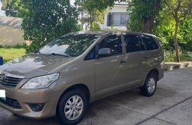2nd Hand Toyota Innova 2013 at 110000 km for sale in San Fernando