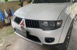 2nd Hand Mitsubishi Montero 2012 at 100000 km for sale in Cabanatuan
