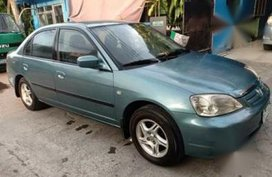 2nd Hand Honda Civic 2001 for sale in Meycauayan
