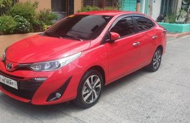 Selling Toyota Vios 2018 at 2000 km in Manila