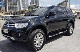 Mitsubishi Montero Sport 2014 Automatic Diesel for sale in Marikina