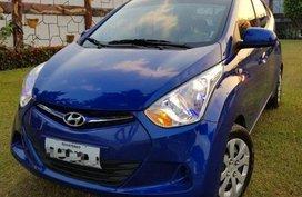 Selling Hyundai Eon 2017 Manual Gasoline in Balagtas