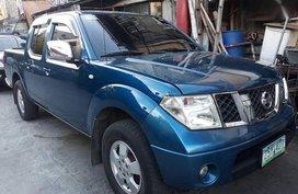 Selling Nissan Navara 2008 Manual Diesel in Manila