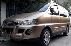 Hyundai Starex 2000 Manual Diesel for sale in San Jose Del Monte