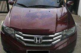 Selling 2nd Hand Honda City 2014 in Manila