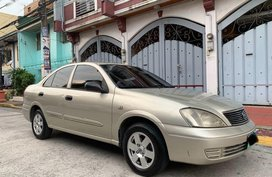 Sell 2nd Hand 2008 Nissan Sentra at 58000 km in Manila