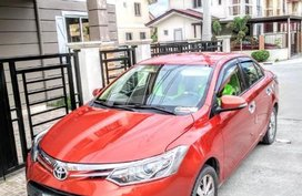 Like New Toyota Vios Manual Gasoline for sale in San Fernando
