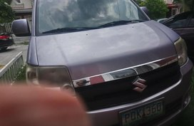 Sell 2nd Hand 2011 Suzuki Apv Manual Gasoline at 50000 km in Mabalacat