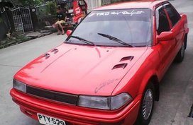 Sell 2nd Hand 1991 Toyota Corolla Manual Gasoline at 20000 km in Angono