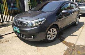 2nd Hand Kia Rio 2013 Manual Gasoline for sale in Cagayan De Oro