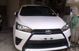 2nd Hand Toyota Yaris 2016 Automatic Gasoline for sale in Manila