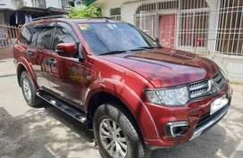 2nd Hand Mitsubishi Montero 2015 Automatic Diesel for sale in Dasmariñas