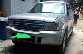 Selling Ford Everest 2005 Automatic Diesel in Quezon City