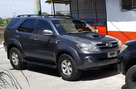 Selling 2nd Hand Toyota Fortuner 2007 in Mandaluyong