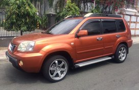 Selling Nissan X-Trail 2006 Automatic Gasoline in Quezon City