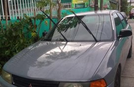 Selling 2nd Hand Mitsubishi Lancer 1997 Manual Gasoline at 120000 km in Las Piñas