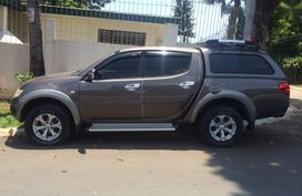 2nd Hand Mitsubishi Strada 2010 at 120000 km for sale in Quezon City