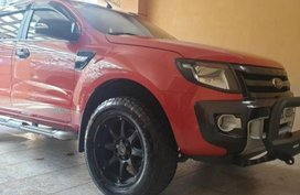 Selling Like New Ford Ranger 2015 in Pasig