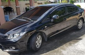 Selling Honda Civic 2012 at 60000 km in San Fernando