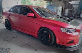 Selling 2nd Hand Mitsubishi Lancer Ex 2010 in Quezon City
