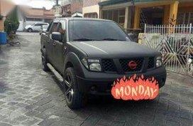 Selling Nissan Navara Manual Diesel in Las Piñas