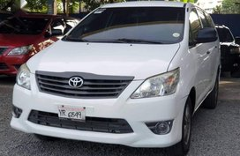 Selling Toyota Innova 2015 Manual Diesel in Bacolod