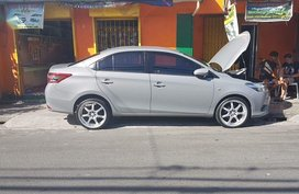 2nd Hand Toyota Vios 2015 Manual Gasoline for sale in Biñan
