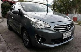 2nd Hand Mitsubishi Mirage G4 2015 for sale in Las Piñas