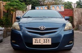 Toyota Vios 2007 Manual Gasoline for sale in Meycauayan