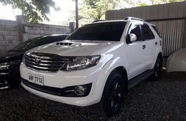 2nd Hand Toyota Fortuner 2016 for sale in Marikina