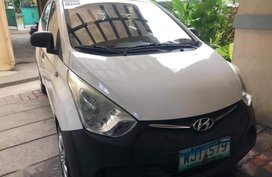Sell 2nd Hand 2013 Hyundai Eon Manual Gasoline at 42000 km in Angeles