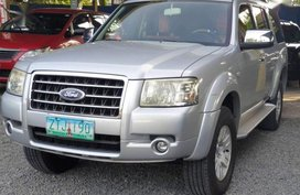 Ford Everest 2008 Automatic Diesel for sale in Bacolod