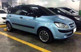 Selling Hyundai Getz 2006 at 60000 km in Legazpi