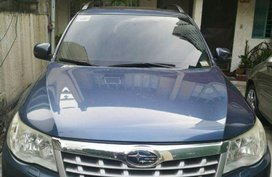 2nd Hand Subaru Forester 2011 Automatic Gasoline for sale in Marilao