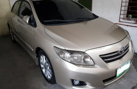 Toyota Altis 2009 Automatic Gasoline for sale in Makati