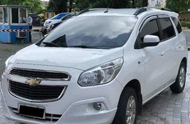 2nd Hand Chevrolet Spin 2014 Automatic Gasoline for sale in Manila