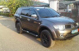2nd Hand Mitsubishi Montero 2012 at 80000 km for sale in Cabanatuan