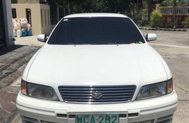 Nissan Cefiro 1997 Automatic Gasoline for sale in Muntinlupa