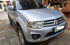 Sell 2nd Hand 2014 Mitsubishi Montero Sport at 125000 km in Cagayan de Oro
