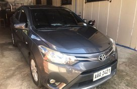 Selling Toyota Vios 2014 Manual Gasoline in Lipa