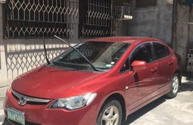 Honda Civic 2008 Automatic Gasoline for sale in Pasay