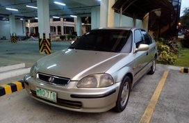 Honda Civic 1998 Automatic for sale in Angeles